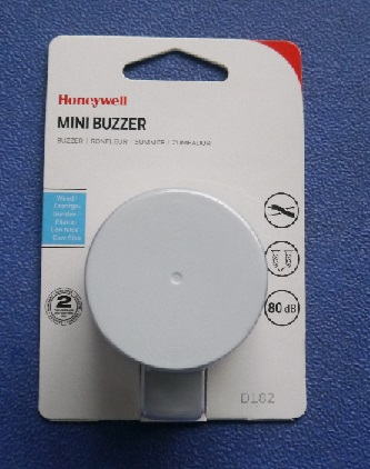 buzzer hard wired doorbell